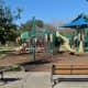 Part of the children's playground
