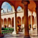 Spectacular Ringling Brothers Art Museum near the Ringling Home