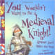 You Wouldn't Want to Be a Medieval Knight!: Armor You'd Rather Not Wear by Fiona MacDonald