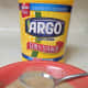 Mix some of the combined liquids with corn starch until it is a slurry.