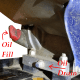 Oil drain and fill