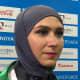 Zahra Lari at the 2019 Winter Universiade