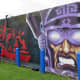 Another view of that mural