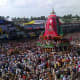 Puri Ratha Yatra (Car Festival). Please watch the video also given on the beginning portion.