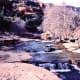 Slide Rock area in Oak Creek Canyon
