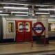 London tube - Baker Street Station