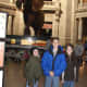 """At the Museum of Natural History, my children immediately recognized the huge bull elephant from the """"Night at the Museum"""" movie...."""