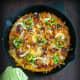 Kansas: Kansas City-Style Barbecued Chicken Pan Pizza