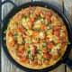 South Carolina: Shrimp and Grits Pizza
