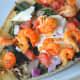 Louisiana: Louisiana Crawfish Pizza