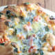 Maine: Lobster Pizza With Spinach and Gouda