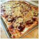 Texas: BBQ Brisket Flatbread Pizza