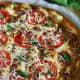 Kentucky: Kentucky Hot Brown Pizza