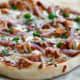 California: BBQ Chicken Pizza