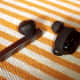 Fiil CC2 earbud alongside Fiil T1xs earbud