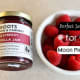 Roots Kitchen & Cannery's Raspberry Vanilla Jam will make your moon pies all the more delicious. You could seriously eat straight from the jar as an afternoon snack rather than spreading it on toast or other goods.