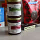 Roots Kitchen & Cannery jams will give your moon pies a delightful flavor and a punch in color. Raspberry jam is traditionally used in wagon wheels in England.