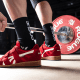 Rogue weightlifting/powerlifting shoes