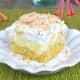 Pineapple-Coconut Poke Cake