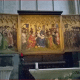 The Altarpiece Triptych of the  Three Kings  by Stefan Lochner, a German Gothic painter.