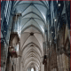 One of the Naves in the Cologne Cathedral.