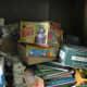 A jumbled clutter mess!