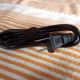 Detachable power cord