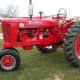 Farmall Super MTA Tractor