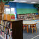 Children's Area inside Bellaire City Library