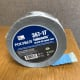 Mastic tape (Polyken 367-17) is a foil tape too but has mastic putty on the backing. While it has it's uses, it's expensive and I don't recommend it over the others for typical home application. If you do though, best to heat up the duct first.