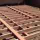 Figure 1: Floor joists and their direction can tell you a lot about whether or not walls are load bearing.