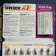 Effexor XR 37.5mg / 75mg 2 weeks sample pack