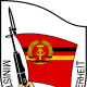 East German Ministry for State Security Emblem
