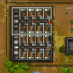 The Maximum Security Prison. I separated the Low Risk, Normal, and High Risk prisoners because they tend to fight a lot. High risk prisoners tend to attack their fellow prisoners.