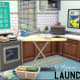 "Now that we have laundry in ""The Sims 4"", why not fill out your laundry room with some of this cute CC set?"