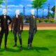 Is your Sim a classic man? He might want this outfit!