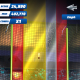 "Here's what the gameplay looks like in ""Flick Field Goal."""