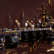 Adeptus Astartes Cruiser - Strike Cruiser MK.I (Space Wolves Sub-Faction)