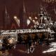 Adeptus Astartes Cruiser - Strike Cruiser MK.III (White Scars Sub-Faction)