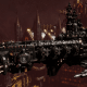 Adeptus Astartes Cruiser - Strike Cruiser MK.I (Iron Hands Sub-Faction)