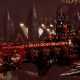 Adeptus Astartes Cruiser - Strike Cruiser MK.III (Blood Angels Sub-Faction)