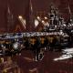 Adeptus Astartes Cruiser - Strike Cruiser MK.I (Ultramarines Sub-Faction)