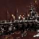 Adeptus Astartes Cruiser - Strike Cruiser MK.I (Raven Guards Sub-Faction)