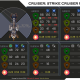 Strike Cruiser MK II - Weapon Damage Profile (Secondary Side)