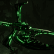 Necron Cruiser - Scythe Harvester (Nepheru Sub-Faction)