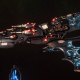 Aeldari Corsair Cruiser - Eclipse [Steeleye Reavers - Sub-Faction]