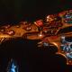 Aeldari Corsair Cruiser - Shadow [Sun Blitz - Sub-Faction]