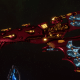 Aeldari Corsair Cruiser - Shadow [Twilight Sword - Sub-Faction]