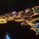 Aeldari Corsair Cruiser - Eclipse [Eldritch Raiders - Sub-Faction]