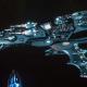 Aeldari Corsair Cruiser - Vaul [Sky Raiders - Sub-Faction]